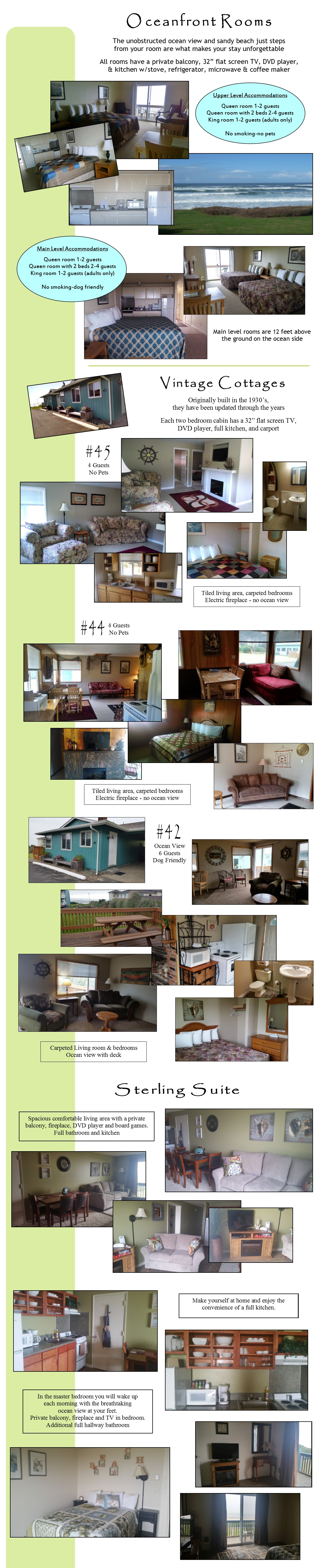 ROOMS 8-15